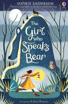 Girl who speaks bear