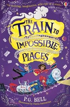 Train to impossible places (01): the train to impossible places
