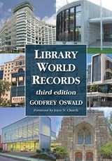 Library World Records | Godfrey Oswald |