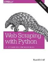 Web Scraping with Python, 2e | Ryan Mitchell |