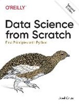 Data Science from Scratch | Joel Grus | 9781492041139