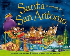 Santa is Coming to San Antonio