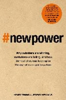 New power: how mass participation is changing the world