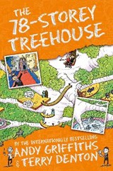 Treehouse books (06): 78-storey treehouse | Andy Griffiths |