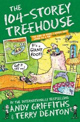Treehouse books (08): 104-storey treehouse | Andy Griffiths |