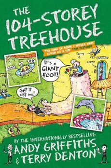 Treehouse books (08): 104-storey treehouse