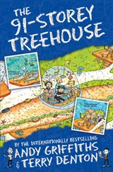 91-Storey Treehouse | Andy Griffiths |