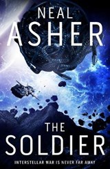 Soldier | Neal Asher | 9781509862368