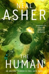 Rise of the jain (03): the human | Neal Asher |