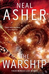 Rise of the jain (02): the warship | Neal Asher |