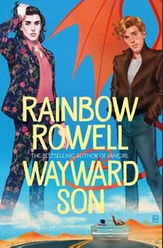 Simon snow (02): wayward son