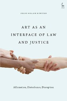 Art as an Interface of Law and Justice