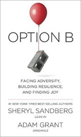 Option b | Sheryl Sandberg ; Adam Grant |
