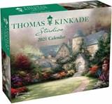 Thomas Kinkade Studios 2021 Day-to-Day Calendar | Thomas Kinkade | 9781524856014