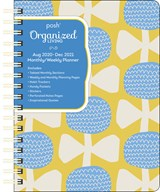 Posh: Deluxe Organizer 17-Month 2020-2021 Monthly/Weekly Planner Calendar | Andrews McMeel Publishing | 9781524856489