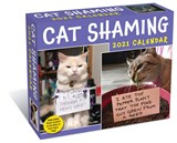 Cat Shaming 2021 Day-to-Day Calendar | Pedro Andrade | 9781524856984