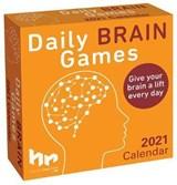 Daily Brain Games Boxed Kalender 2021 | auteur onbekend |