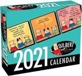 Dilbert Boxed Kalender 2021 | Scott Adams |