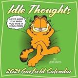 Garfield Kalender 2021 | auteur onbekend | 9781524857202