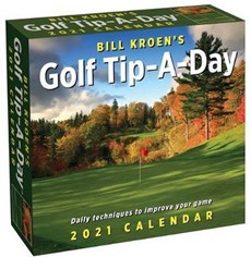 Golf Tip a Day Boxed Kalender 2021
