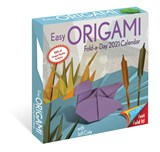 Easy Origami 2021 Fold-A-Day Calendar | Jeff Cole |