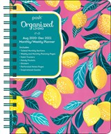 Posh: Deluxe Organizer 17-Month 2020-2021 Monthly/Weekly Planner Calendar | Andrews McMeel Publishing | 9781524857608