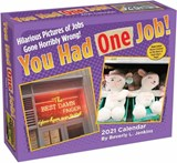 You Had One Job 2021 Day-to-Day Calendar | Beverly L. Jenkins | 9781524858001