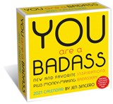 You Are a Badass 2021 Day-to-Day Calendar | Jen Sincero | 9781524858032