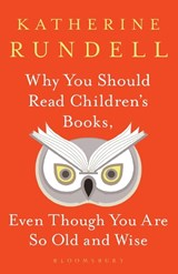 Why you should read children's books | Katherine Rundell |