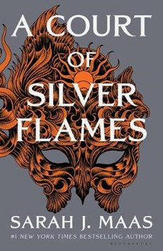 A court of thorns and roses A court of silver flames