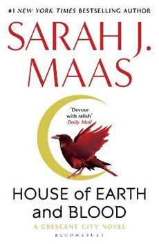 Crescent city House of earth and blood