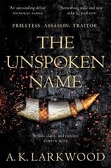 The unspoken name   A. K. Larkwood  