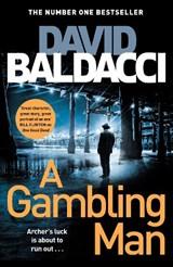 A gambling man | david baldacci | 9781529061789