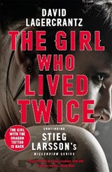 Girl who lived twice | David Lagercrantz ; George Goulding | 9781529406887