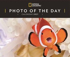 Photo of the Day National Geographic Boxed Kalender 2021