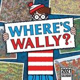 Wheres Wally Kalender 2021 | auteur onbekend |