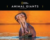 Animal Giants National Geographic Deluxe Calendar 2021 | auteur onbekend |
