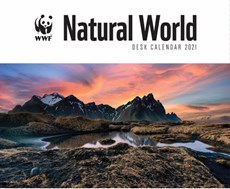 Natural World WWF Boxed Kalender 2021