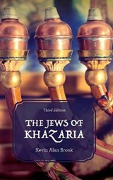 The Jews of Khazaria | Kevin Alan Brook |