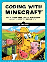 Coding With Minecraft | Al Sweigart |