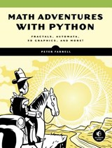 Math Adventures with Python | Peter Farrell |
