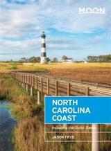 Moon North Carolina Coast (Second Edition) | Jason Frye |