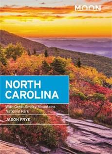 Moon North Carolina (Seventh Edition)