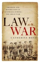 Law in War | Catherine Bond |