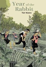 Year of the rabbit | Tian Veasna | 9781770463769