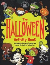 Halloween Activity Book | Paul Moran |