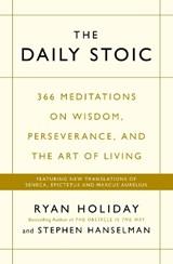 Daily stoic   Ryan Holiday ; Stephen Hanselman   9781781257654