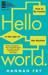 Hello world | Hannah Fry |