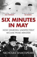 Six minutes in may | Nicholas Shakespeare |