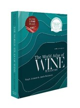 World atlas of wine 8th edition | Jancis Robinson | 9781784724030